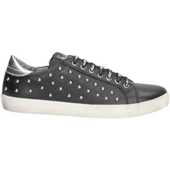 Schuhe Damen Sneaker Low GaËlle Paris G-431A Sneaker Frau SCHWARZ SCHWARZ
