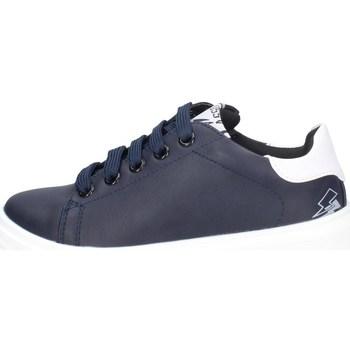 Schuhe Jungen Sneaker Low Asso AG-8407 BLAU