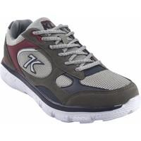 Schuhe Herren Sneaker Low Sweden Kle  Grau