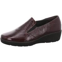 Schuhe Damen Slipper Semler Slipper J7025051/068 rot