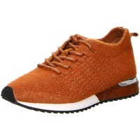 Schuhe Damen Sneaker Low La Strada Schnuerschuhe 1832649-4026 braun