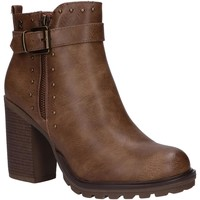 Schuhe Damen Low Boots Refresh 69213 Marr?n
