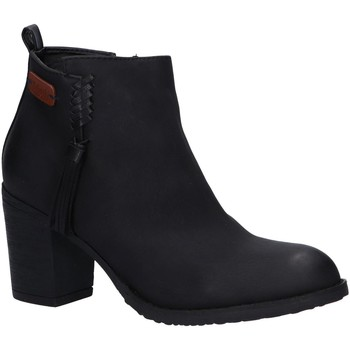 Schuhe Damen Low Boots Refresh 64845 Negro