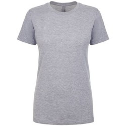 Kleidung Damen T-Shirts Next Level NX3900 Grau meliert