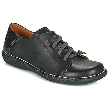 Schuhe Damen Derby-Schuhe Casual Attitude NIPITE Schwarz