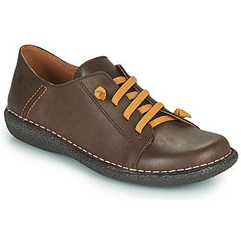 Schuhe Damen Derby-Schuhe Casual Attitude NIPITE Braun