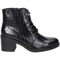 Schuhe Damen Low Boots D'angela BOTINES  DHO18088 MODA JOVEN NEGRO Noir
