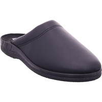 Schuhe Herren Hausschuhe Hengst - V81854.801 schwarz