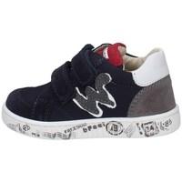Schuhe Jungen Sneaker Low Balducci MSP3504 BLAU
