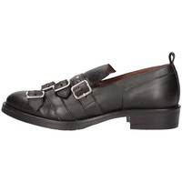 Schuhe Damen Slipper Le Bohemien K71-1 Schwarz