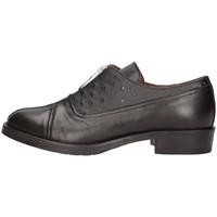 Schuhe Damen Richelieu Le Bohemien K01-1 Schwarz