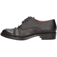 Schuhe Damen Derby-Schuhe Le Bohemien K5-1 Schwarz