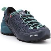 Schuhe Damen Wanderschuhe Salewa WS Wildfire Edge Gtx Graphit