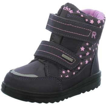 Schuhe Mädchen Schneestiefel Richter Klettstiefel Stiefel SNOW 2787-8172-7710 lila