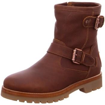 Schuhe Damen Boots Panama Jack Stiefeletten Felina Igloo B 28 braun
