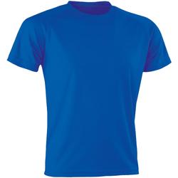 Kleidung Herren T-Shirts Spiro SR287 Königsblau
