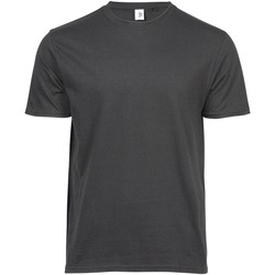 Kleidung Herren T-Shirts Tee Jays TJ1100 Dunkelgrau
