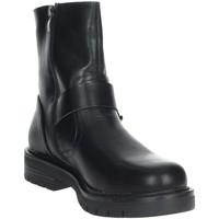Schuhe Damen Boots Pregunta PFC1232 Schwarz
