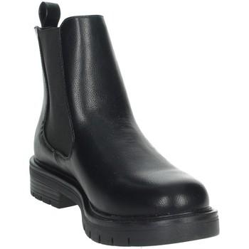 Schuhe Damen Boots Pregunta PFC9048 Schwarz