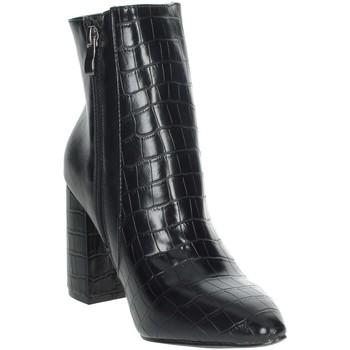 Schuhe Damen Boots Pregunta PFC9144 Schwarz