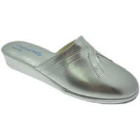 Schuhe Damen Hausschuhe Milly MILLY2200arg grigio