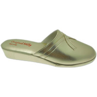 Schuhe Damen Pantoletten / Clogs Florance MILLY2200oro blu