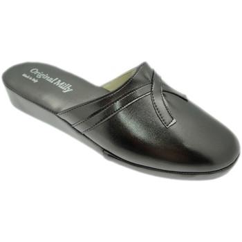 Schuhe Damen Pantoletten / Clogs Milly MILLY2200pio grigio