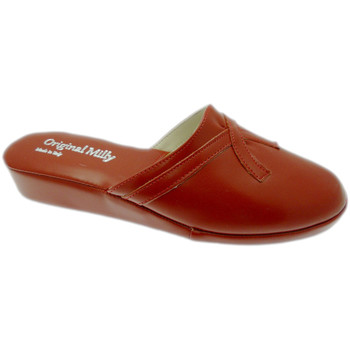 Schuhe Damen Pantoletten / Clogs Milly MILLY2200ros rosso