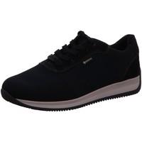 Schuhe Herren Sneaker Low Ara Schnuerschuhe 11-36048-05 blau