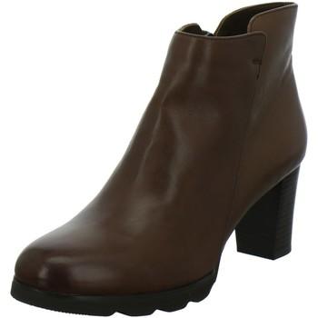 Schuhe Damen Low Boots Regarde Le Ciel Stiefeletten Particia-01-2785 braun