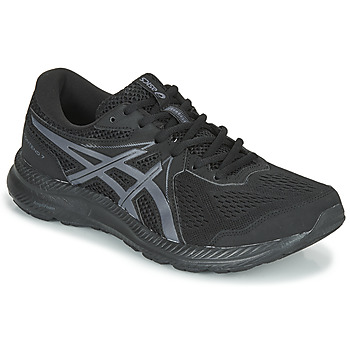 Schuhe Herren Laufschuhe Asics CONTEND 7 Schwarz