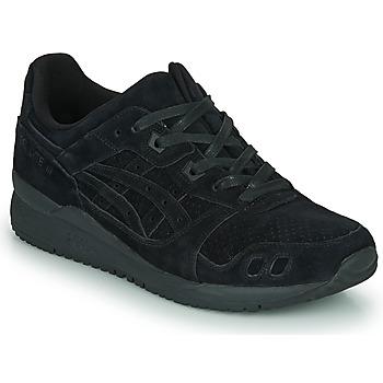 Schuhe Sneaker Low Asics GEL LYTE III Schwarz