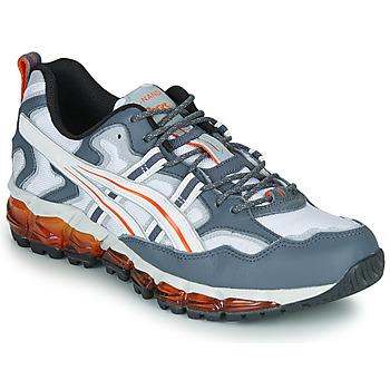 Schuhe Herren Sneaker Low Asics NANDI 360 Weiss / Grau