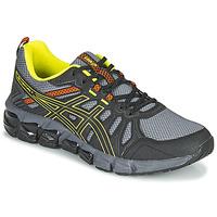 Schuhe Herren Sneaker Low Asics VENTURE 7 180 Schwarz / Gelb