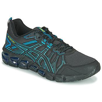 Schuhe Herren Sneaker Low Asics VENTURE 7 180 Schwarz / Blau