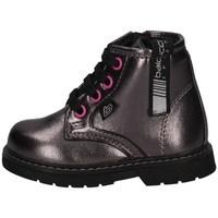 Schuhe Mädchen Boots Balducci BS1621 GRAU