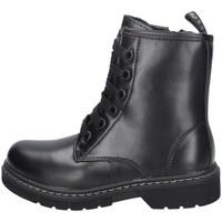 Schuhe Mädchen Low Boots Asso AG-8900 SCHWARZ