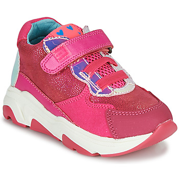 Schuhe Mädchen Sneaker High Agatha Ruiz de la Prada BRAZIL Rose