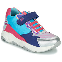 Schuhe Mädchen Sneaker High Agatha Ruiz de la Prada BRAZIL Blau