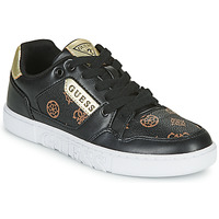 Schuhe Damen Sneaker Low Guess JULIEN2 Schwarz