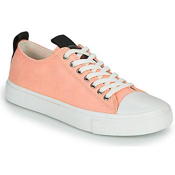 Schuhe Damen Sneaker Low Guess EDERLA Rose