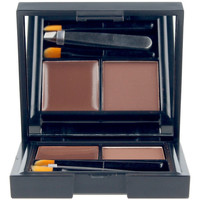 Beauty Damen Augenbrauenpflege Sleek Brow Kit dark Brow 3 g