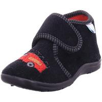 Schuhe Kinder Hausschuhe Hengst - V26875 schwarz