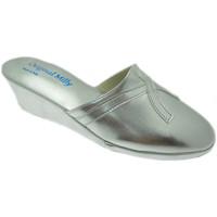 Schuhe Damen Pantoletten / Clogs Milly MILLY2000arg grigio