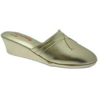 Schuhe Damen Pantoletten / Clogs Florance MILLY2000oro blu