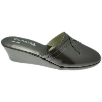 Schuhe Damen Pantoletten / Clogs Milly MILLY2000pio grigio