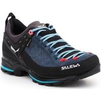 Schuhe Damen Fitness / Training Salewa WS Mtn Trainer 2 Gtx Schwarz, Dunkelblau