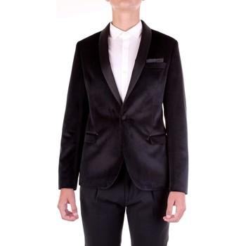 Kleidung Herren Jacken / Blazers Manuel Ritz 2930GR2139-203628 Schwarz