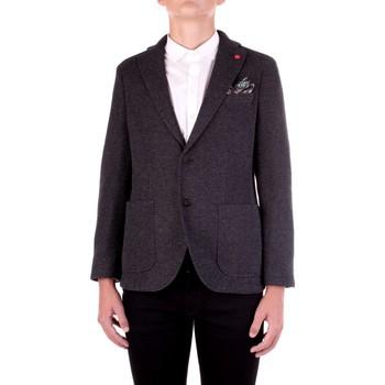 Kleidung Herren Jacken / Blazers Manuel Ritz 2932G2038M-203691 Schwarz