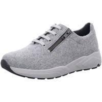 Schuhe Damen Derby-Schuhe & Richelieu Solidus Schnuerschuhe Kea - Loden 6600920680 grau